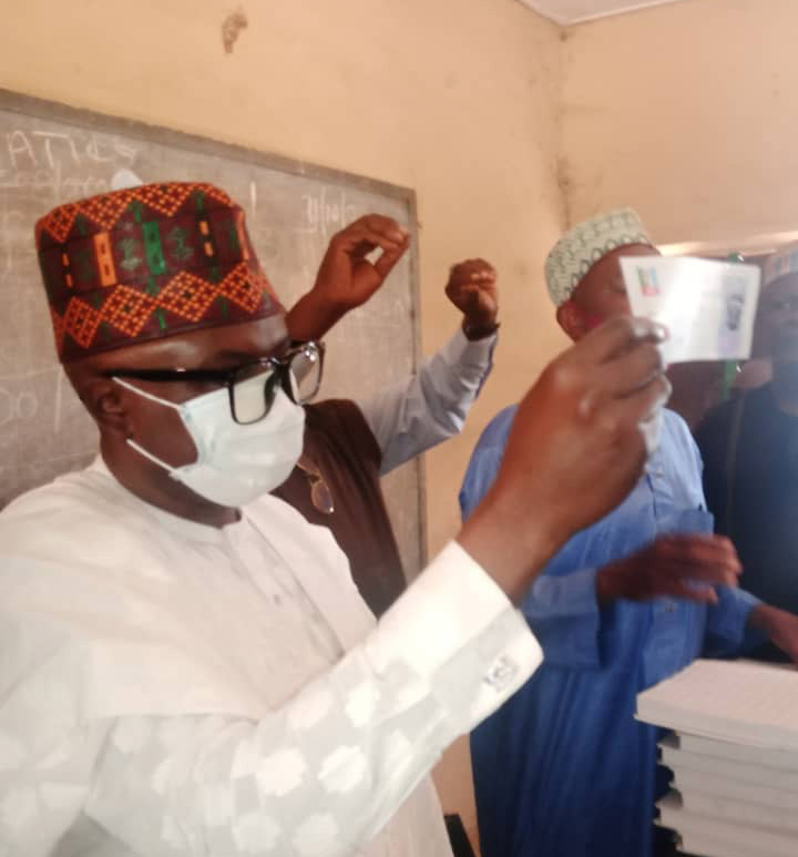 REP BUBA SAYS APC IS A GROWING PAN- NIGERIA PLATFORM, URGES NIGERIANS TO EMBRACE PARTY IN THEIR NUMBERS