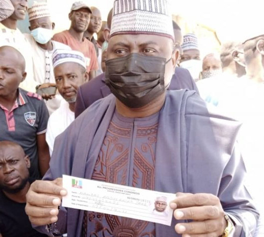 APC re-validation excercise – we are ready to take over Adamawa- Hon Namdas