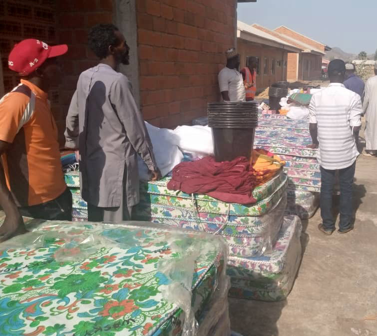 NEMA distributes relief materials to 15 LGAs flood victims in Taraba