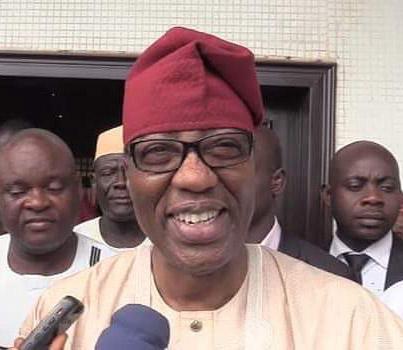 Former Ogun Gov Gbenga Daniel dumps PDP, joins APC