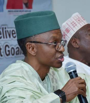 """""""It's fake news """" APC plans to pair Jonathan and I in 2023 as presidential candidates- Elrufai dispels reports"""