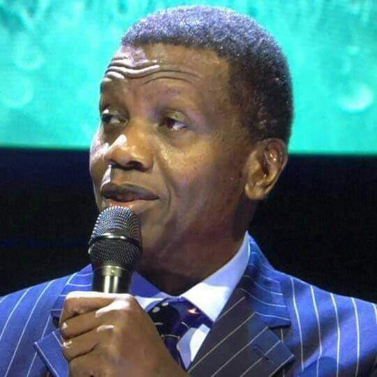 Adeboye disowns 'prayer points' against Fulani herders