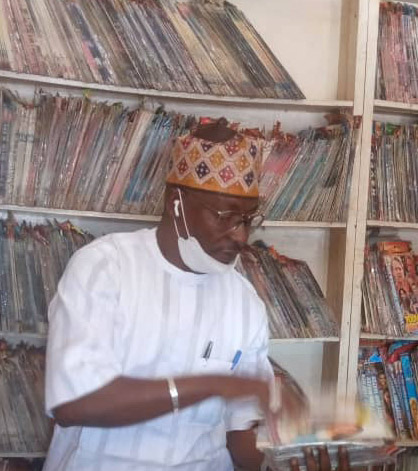 Censors Board confiscate pornographic videos in Sokoto