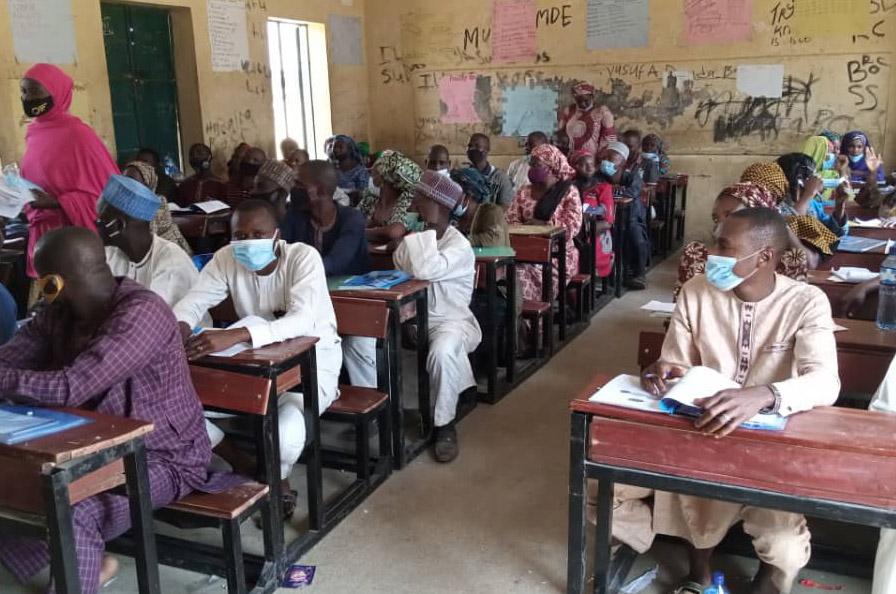 Adamawa UBE, UNICEF trains 600 teachers, supervisors on Psychosocial support