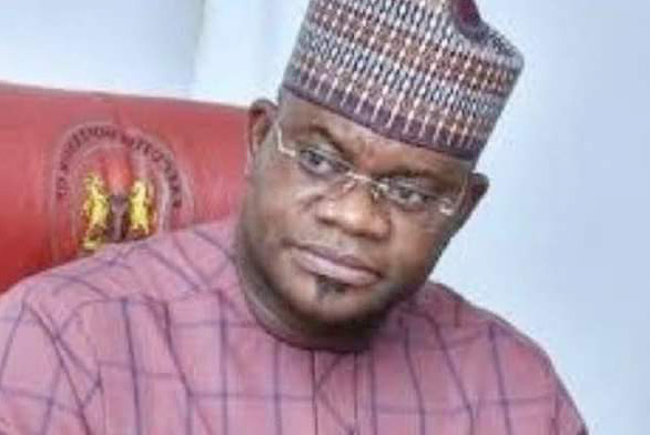 2023: Governor Yahaya Bello's presidential posters show up in Yola