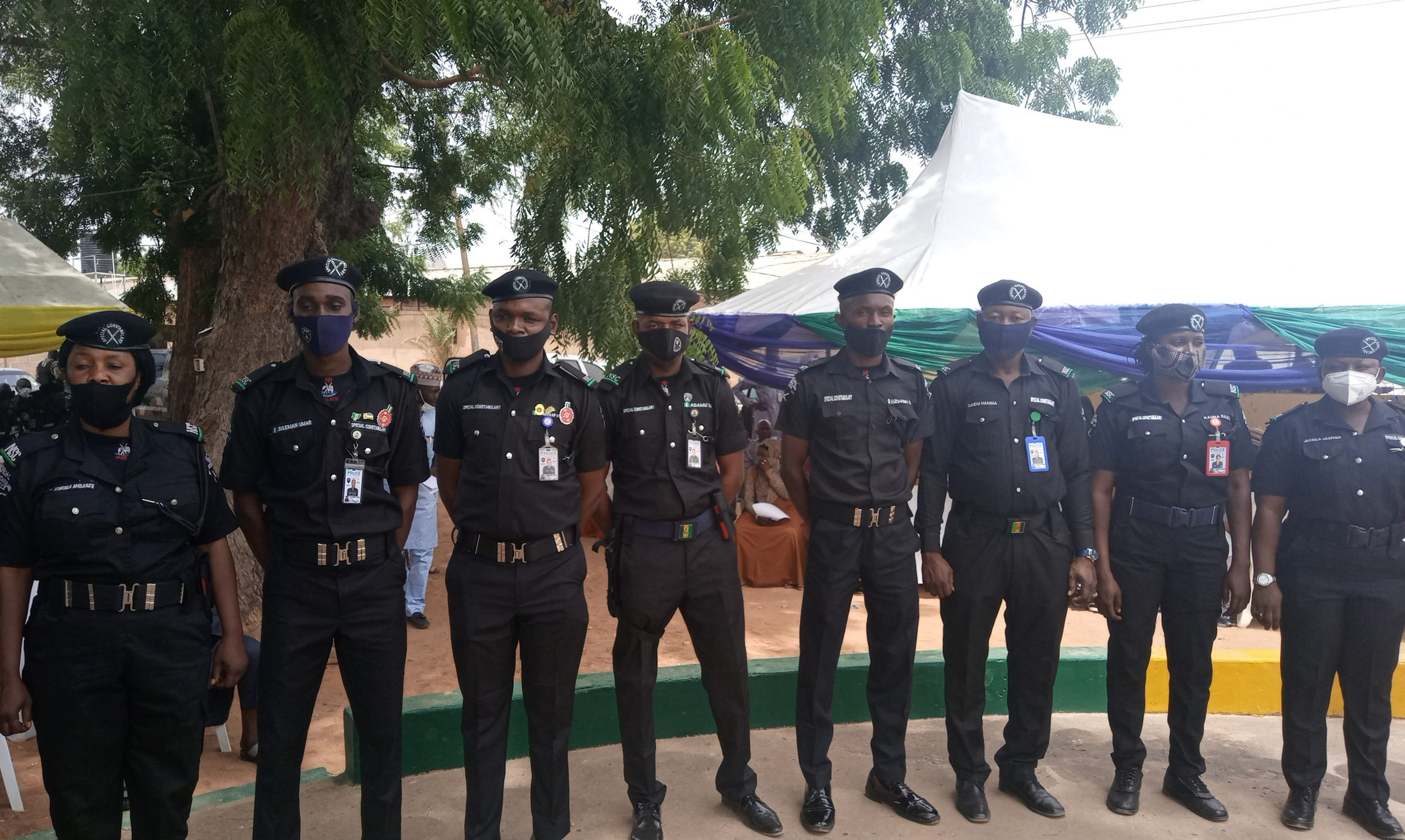 Adamawa Police Command trains 250 special constabularies for community policing