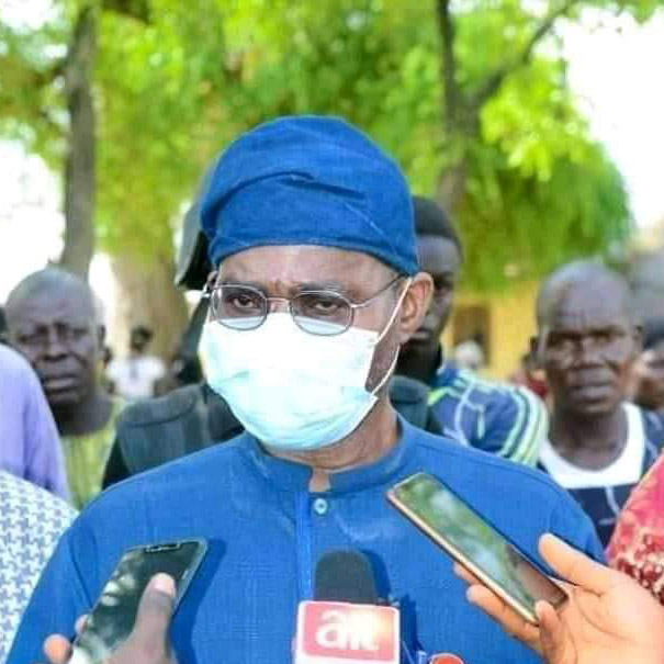 Adamawa Southern Sen rolls out score card to constituents, says his re'tion is considerate