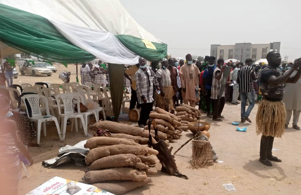 Taraba: MUDEF holds 2021 agric/cultural show, vows to empowers women, youths