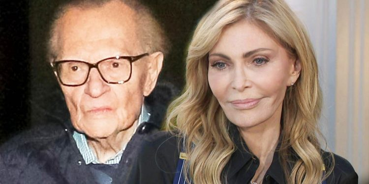 Larry King's widow contests will in court