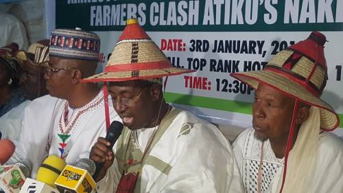 Miyetti Allah begs FG to license guns to Nigerians