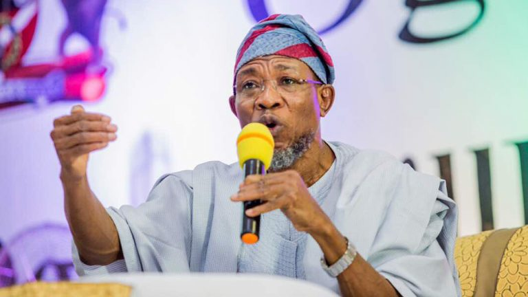 Killers have joined APC, Aregbesola laments