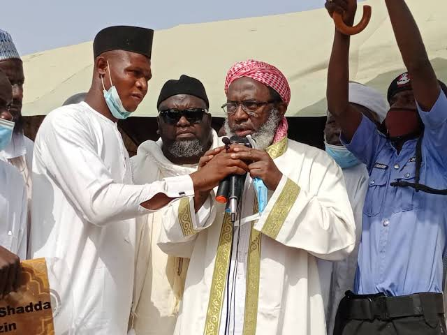 Gumi to FG: 'use security budget to address armed Fulani's demands'