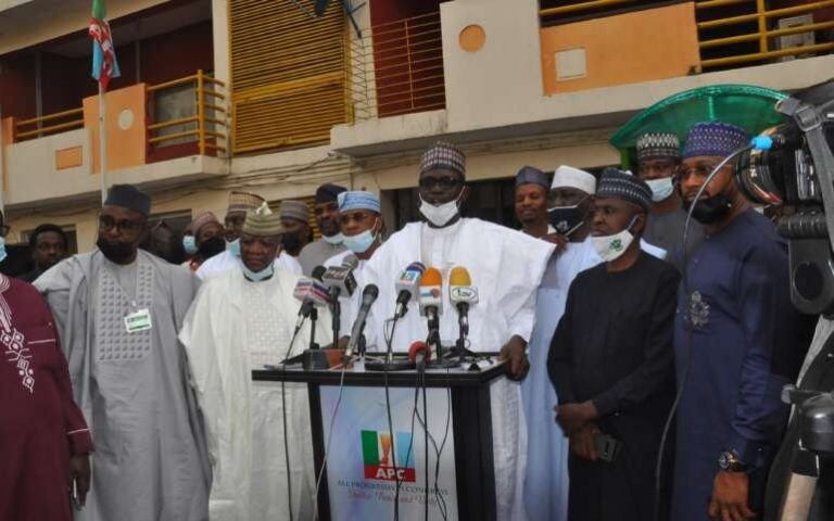 Peace returns to Zamfara APC as Yari, Marafa, others reconcile