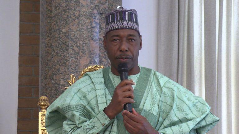 Deradicalised Boko Haram usually return back to terror group,Zulum says