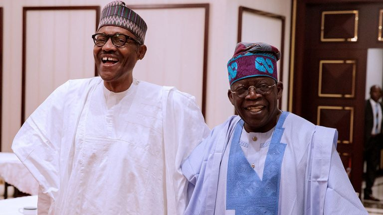 Buhari, Tinubu not quarreling, says Presidency