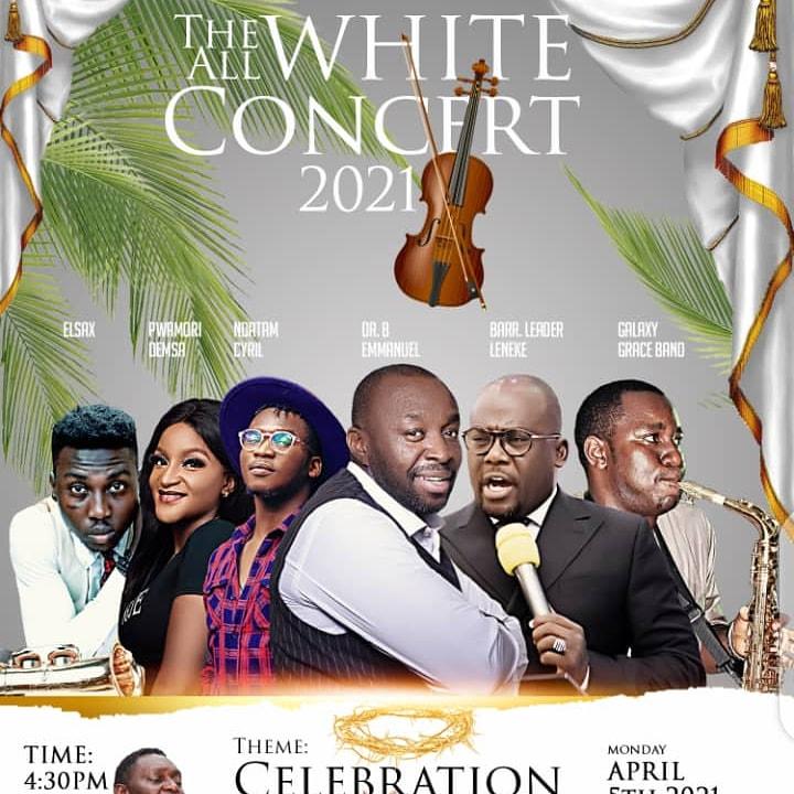 Exousia Set to Host 2021 All White Concert