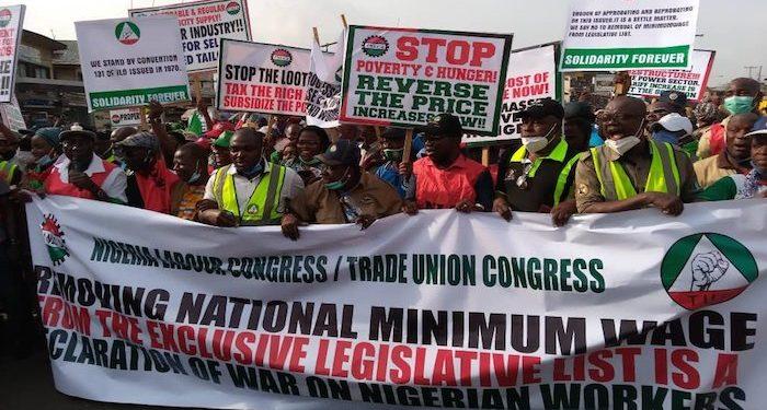 Minimum Wage: NASS to meet Labour leaders next week Tuesday