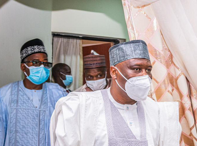 Adamawa frontline workers to take 1st phase of covid-19 vaccination