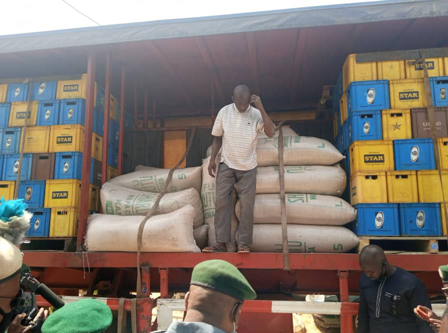 Arewa Youths want Northern Governors to ban NB Plc over rice Smuggling