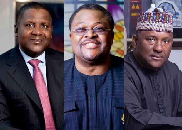 Billionaires list: Dangote, Adenuga, Rabiu's wealth rises by $5.7bn