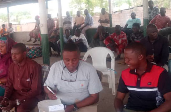 Adamawa YOWICAN partners RIFAN, Green Eagles to engage youth in Rice farming-Gabriel