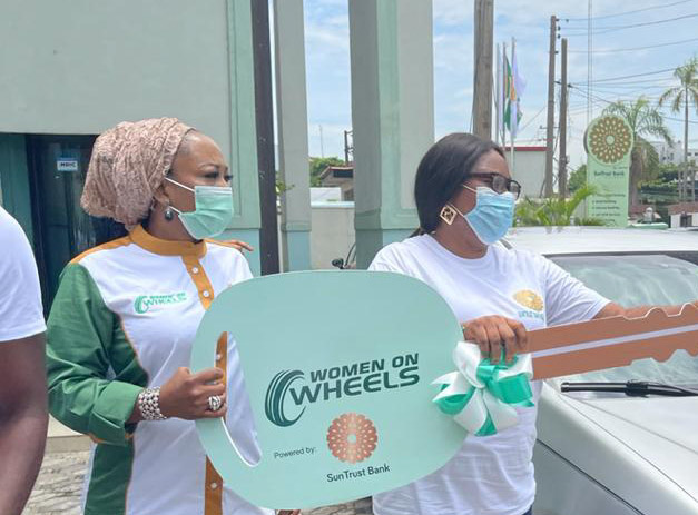 Sun trust Bank targets 100 women registered with Uber, Bolt to own their commercial vehicles
