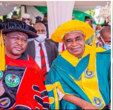 Is Boni a recipient of ADSU honorary doctorate Degree  also among the past Governors Contributing To The Backwardness Of the institution?
