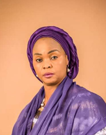 Sen Binta: Happy Birthday to a distinguished woman of God, my heart touched felicitations