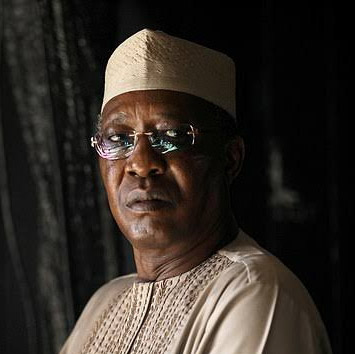 Chadian President Deby killed in battle with rebels
