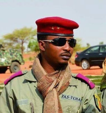 Meet Mahamat, Chadian President Deby's 37 year-old son named Head of State