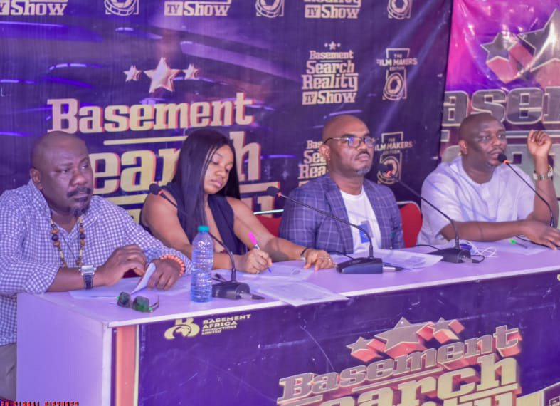 AGN storms Asaba on Saturday for audition training as they Endorse Basement Search Reality TV Show