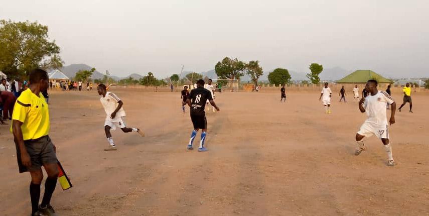 2nd edition of HRH. Kuru Kona Unity Cup football competition commences in Taraba