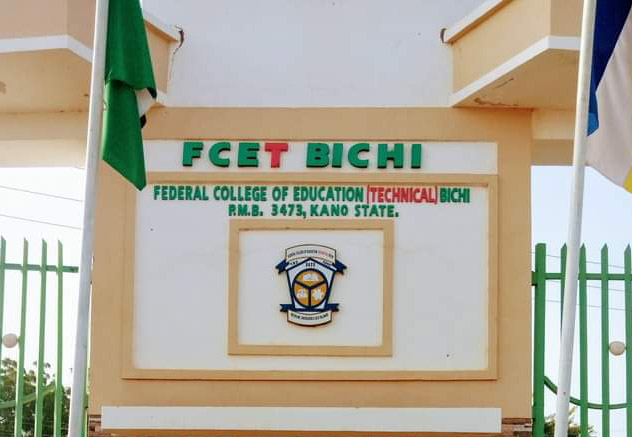 Visitation Panel: Former Adamawa ALGON Chair part of a 6 Man member c'ttee for FCET Bichi