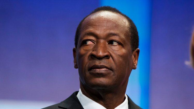 Blaise Compaoré, ex-Burkina Faso president, charged with 1987 murder of Thomas Sankara