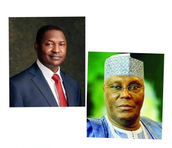 Atiku not fit to contest for President, Malami tells court