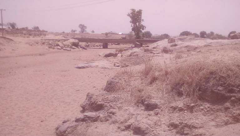Ga'anda, Adamawa Community Decries Deplorable Condition Of Road