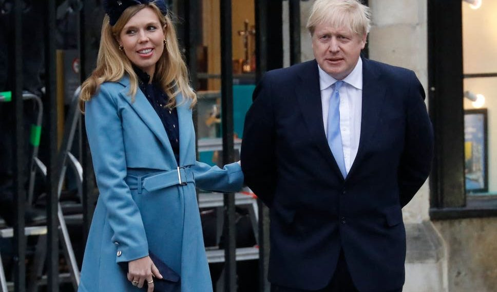 Boris Johnson gets married to Carrie Symonds in secret ceremony