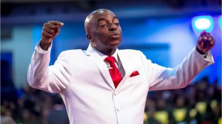 Don't take COVID-19 vaccines, Oyedepo warns Winners congregation