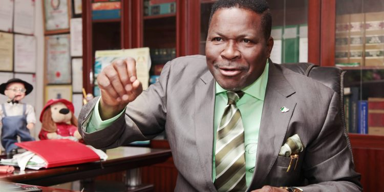 Southern govs' call for fresh constitutional conference unnecessary – Ozekhome