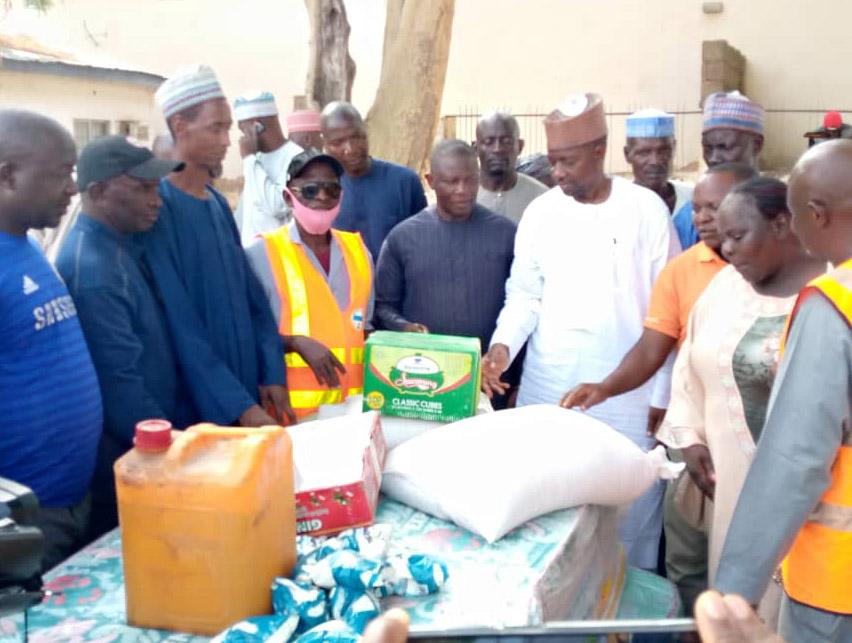 30,000 IDPs benefits from NEMA relief materials in Taraba