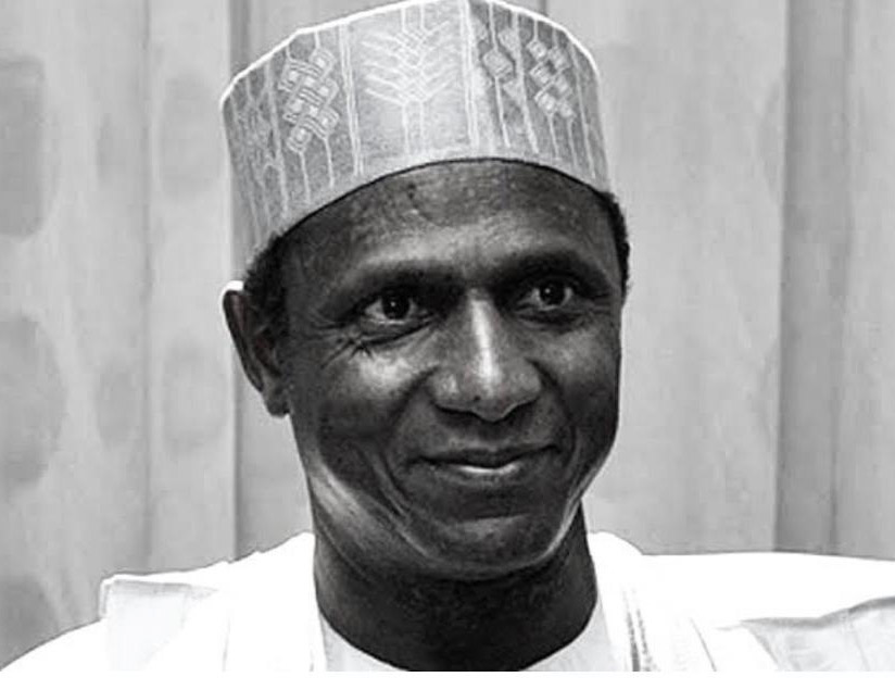 Former Adamawa Guber Candidate mourns Late Yar'adu, says he was an honest former Nigerian President