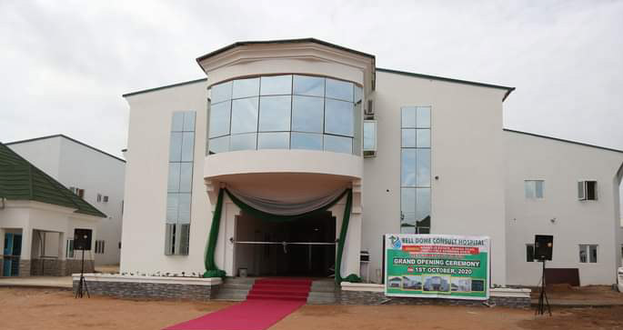 Bell Dome consult Hospital: An idea of better healthcare services in Adamawa
