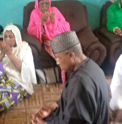 Condolence: Sen Bindow mourns late Danburam, consoles family members he was a great Man