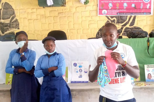 GROUP URGES PARENTS TO EDUCATE FEMALE WARDS ON MENSTRUAL HEALTH