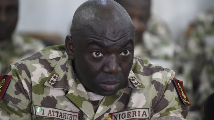 Gov Fintiri Mourns Army Chief, 10 Others says it's a painful death