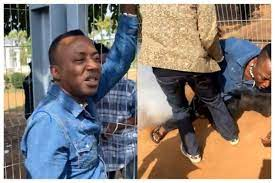 None of our operatives shot at Sowore – Abuja police