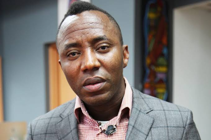 'Shooting': Struggle must go on even if they kill me, says Sowore