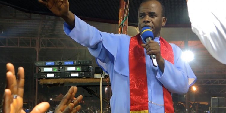 Catholic Church shuts down Mbaka's Adoration Ministry, sends him on prayer retreat