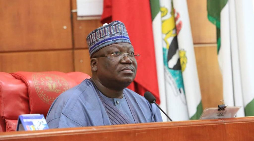 Lawan urges FG to dialogue with Twitter