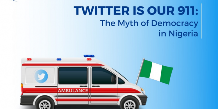 Twitter is our 911: The Myth of Democracy in Nigeria